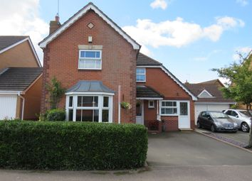 Thumbnail 4 bedroom detached house for sale in Longmeadow, Wootton, Northampton