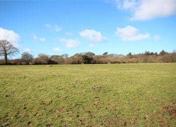 Thumbnail Land for sale in Treruffe Farm, Tolgullow, St Day, Cornwall