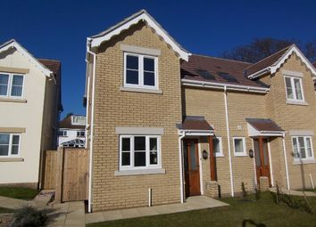 Thumbnail 3 bedroom semi-detached house to rent in Centurion Close, Hamworthy, Poole