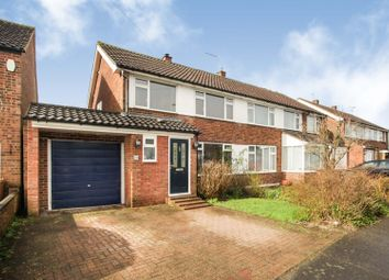 3 bed semi-detached house for sale in Langford Drive, Luton LU2