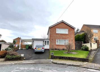 Thumbnail 3 bed detached house for sale in South Drive, Llantrisant