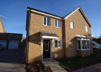 Thumbnail 2 bed terraced house to rent in Blake Close, Towcester