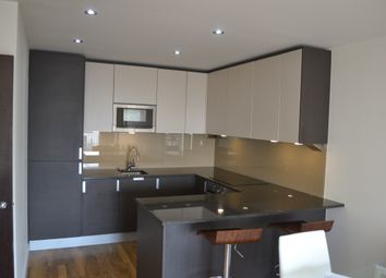 Thumbnail 2 bed flat to rent in Beaufort Park, Colindale