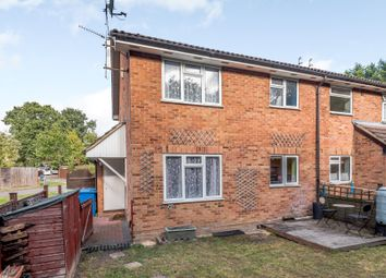 Thumbnail 1 bed terraced house for sale in Ashridge, Farnborough