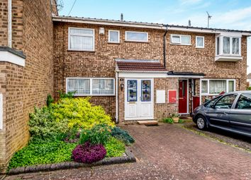 Thumbnail 3 bed terraced house for sale in Churchill Road, Leighton Buzzard