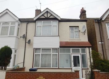 Thumbnail 3 bed end terrace house for sale in Townsend Road, Southall, Middlesex