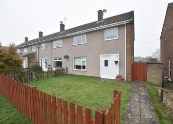 Thumbnail 3 bed end terrace house for sale in Cheddar Walk, Corby