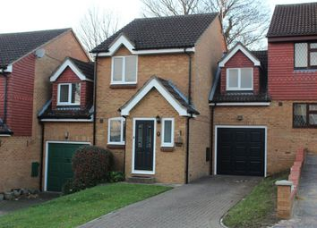 Thumbnail 3 bed link-detached house for sale in Windmill Road, Aldershot