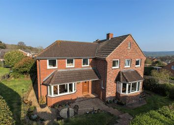 Thumbnail 6 bed detached house for sale in Okefield Avenue, Crediton