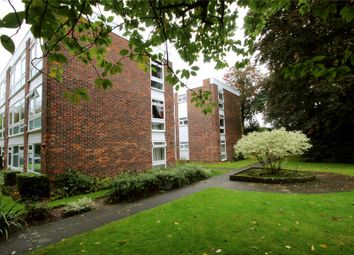 Thumbnail 2 bed flat for sale in Shaw Close, Ottershaw, Chertsey
