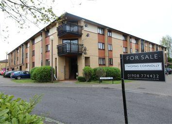 Thumbnail 2 bedroom flat for sale in Johnston Place, Oldbrook, Milton Keynes, Buckinghamshire