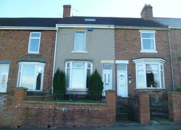 Thumbnail 3 bed terraced house for sale in Croft Terrace, Coundon, Bishop Auckland