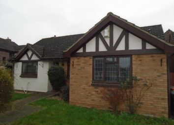 Thumbnail 2 bed bungalow to rent in Vicarage Lane, Wilstead, Bedford
