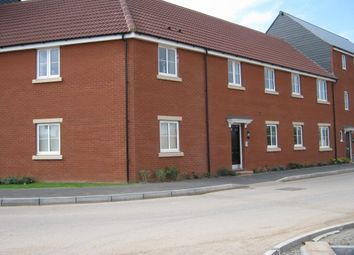Thumbnail 2 bed flat to rent in Campion Way, Bridgwater