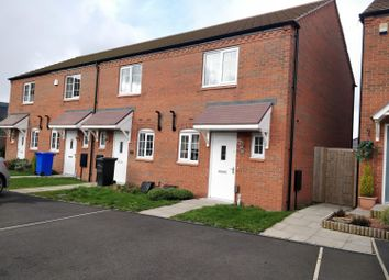 Thumbnail 2 bed end terrace house to rent in Bryant Avenue, Fradley, Lichfield