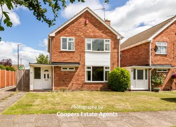 3 bed detached house for sale in Deerdale Way, Binley, Coventry CV3