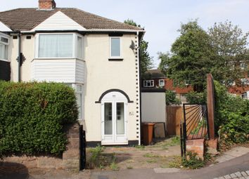 Thumbnail 3 bed semi-detached house for sale in York Crescent, Darlaston, Wednesbury