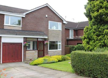 Thumbnail 4 bedroom detached house for sale in Rutherglen Drive, Bolton