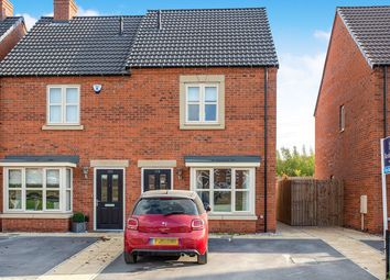 Thumbnail 2 bed semi-detached house for sale in Wheldon Road, Castleford