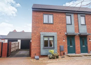 Thumbnail 3 bed semi-detached house for sale in Turold Mews, Lawley