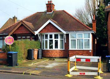 Thumbnail 2 bed semi-detached bungalow for sale in Trevor Crescent, Duston, Northampton