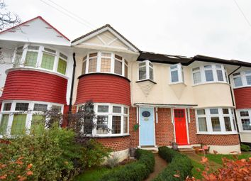 Thumbnail 4 bedroom terraced house for sale in Wolsey Crescent, Morden