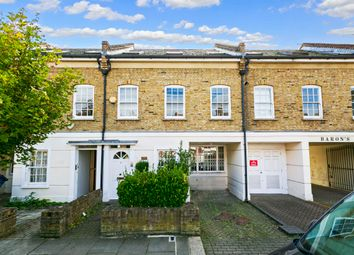 Thumbnail 3 bed terraced house for sale in Barons Gate, Rothschild Road, London