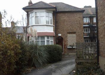 Thumbnail 1 bedroom maisonette to rent in Newnham Road, London