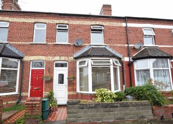 Thumbnail 3 bed terraced house for sale in Salisbury Road, Barry