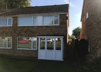 Thumbnail 4 bed semi-detached house to rent in Lichen Green, Cannon Park, Canley