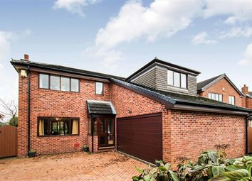 Thumbnail 5 bedroom property for sale in Muirfield Close, Preston