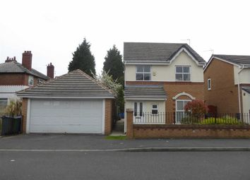 Thumbnail 3 bed detached house for sale in Hasper Avenue, Withington, Manchester