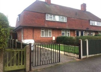 Thumbnail 2 bed semi-detached house for sale in Harmston Rise, Nottingham