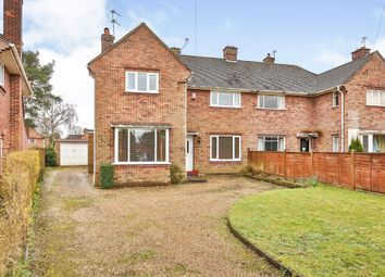 Thumbnail 3 bed semi-detached house for sale in Le Strange Close, Norwich