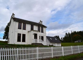 Thumbnail 4 bed detached house to rent in Kirkmichael, By Blairgowrie