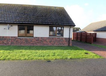 Thumbnail 2 bed semi-detached bungalow for sale in 26 Mill Way, Brora
