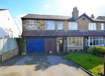Thumbnail 4 bed semi-detached house for sale in Clifton Common, Clifton, Brighouse