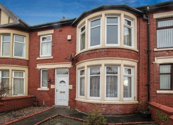 Thumbnail 3 bed terraced house for sale in Cornwall Avenue, Bispham, Blackpool
