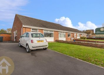 Thumbnail 2 bed semi-detached bungalow for sale in Shelley Avenue, Royal Wootton Bassett, Swindon