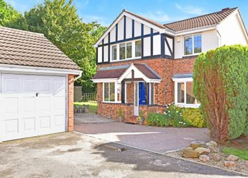 Thumbnail 4 bed detached house for sale in Heather Way, Killinghall, Harrogate