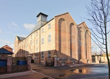 Thumbnail 2 bed flat for sale in The Malthouse, Cairns Close, Lichfield