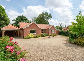 Thumbnail 3 bed detached bungalow for sale in Earlsmead Gardens, Mileham, King's Lynn