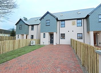 Thumbnail 3 bed semi-detached house for sale in Pillars Close, Mitchell, Newquay