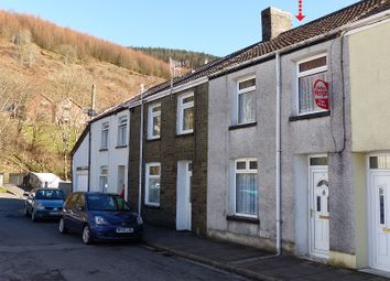 Thumbnail 3 bed terraced house for sale in Water Street, Ogmore Vale, Bridgend, Mid Glamorgan.