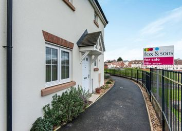 Thumbnail 2 bed flat for sale in Swallow Way, Cullompton