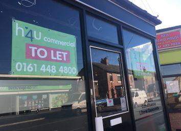 Thumbnail Commercial property to let in Gillbent Road, Cheadle Hulme, Cheadle