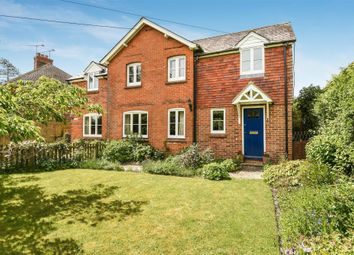 Thumbnail 4 bed detached house to rent in Old Alresford, Hampshire