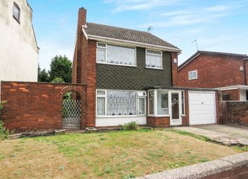 Thumbnail 3 bed detached house for sale in Addenbrooke Street, Darlaston, Wednesbury