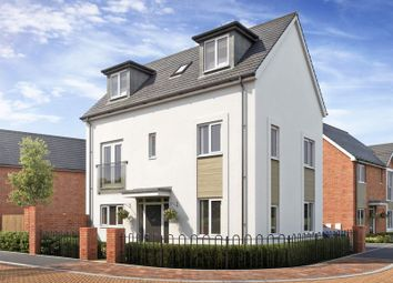Thumbnail 4 bed detached house for sale in Shadow Close, Cofton Hackett, Birmingham