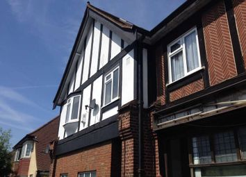 Thumbnail 1 bed flat to rent in Malden Way, New Malden